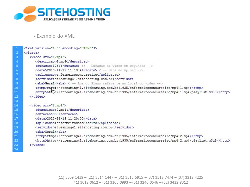 Manual WebService Streaming Ondemand (7)
