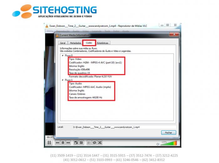 verificar bitrate codec VLC (7)