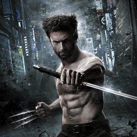 the wolverine official poster hugh jackman