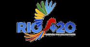 Logo da Conferência Das Nações Unidas Sobre Desenvolvimento Natural Rio 20 A Página Home