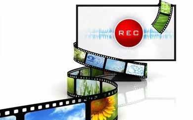 gravacao online streaming para eventos