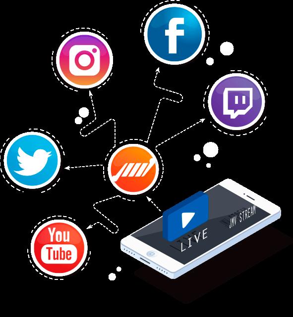 live social um recurso possibilidades infinitas live jmv