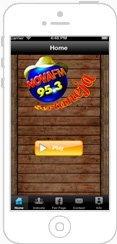 Aplicativos iOS e Android para rádios e TVs nova sertaneja