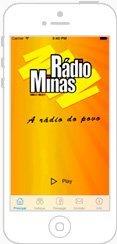 Aplicativos iOS e Android para rádios e TVs radio minas