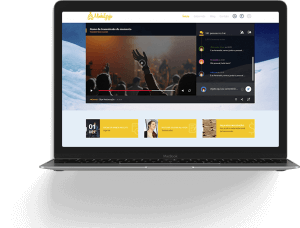 Banner Sites Administraveis Framesites Streaming de video HD