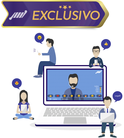 exclusivo chat integrado streaming para eventos 414x463