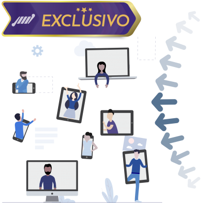 exclusivo ferramenta integrada streaming para eventos 414x412