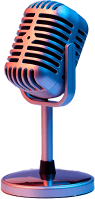 microfone hora certa streaming para radios