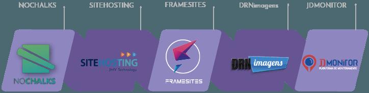 logomarcas jmv streaming para webradio