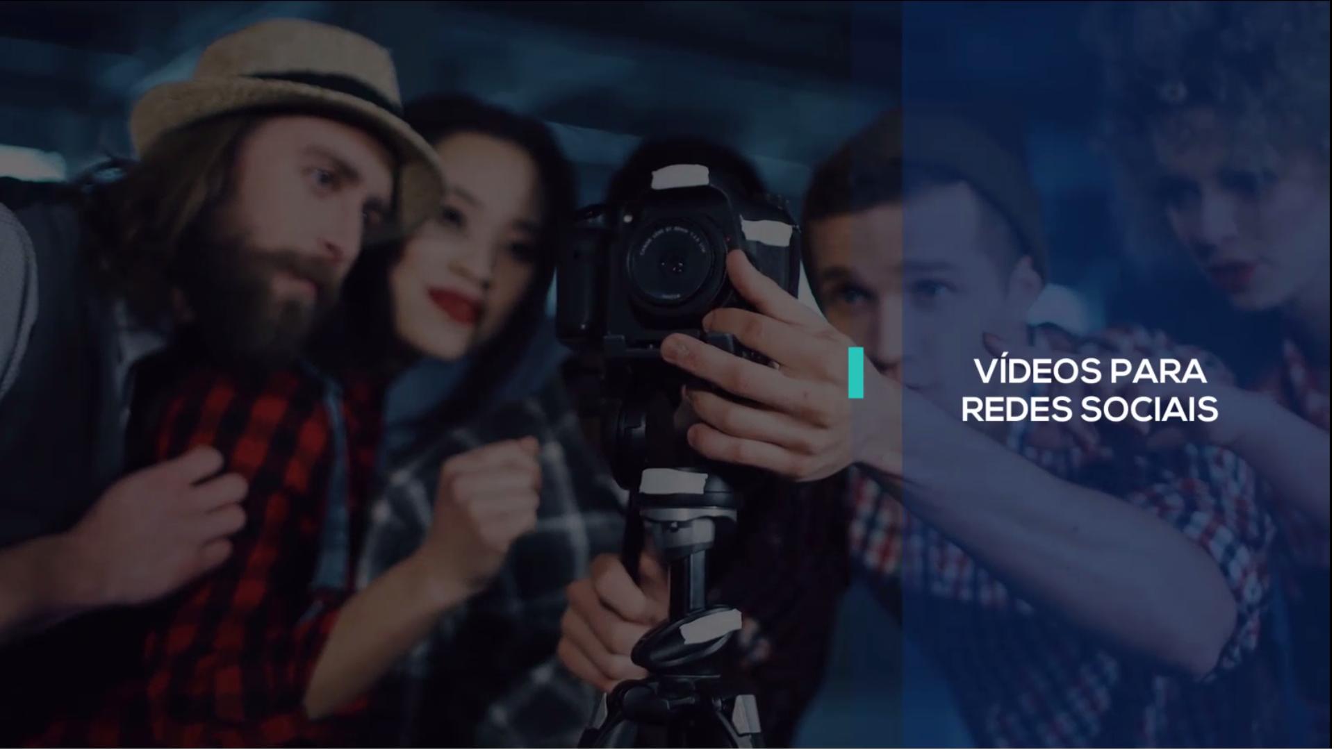 dicas produzir video internet redes sociais